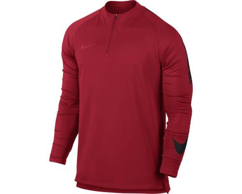 Training top Nike Dry Squd Drill Rouge