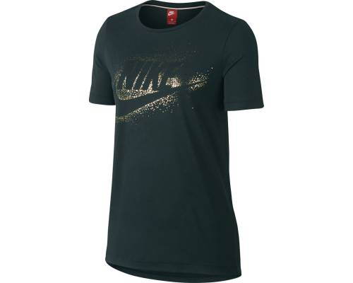 T-shirt Nike Nsw Essential Metal Anthracite