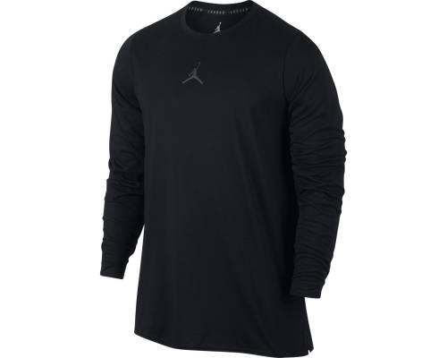 T-shirt Nike 23 Alpha Dry Ls Noir