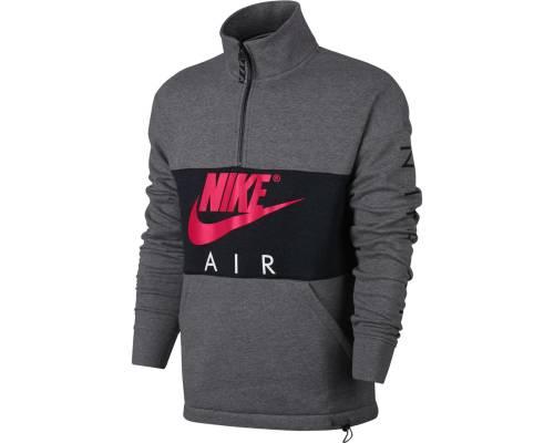 Sweat Nike Nsw Hoodie Air Gris