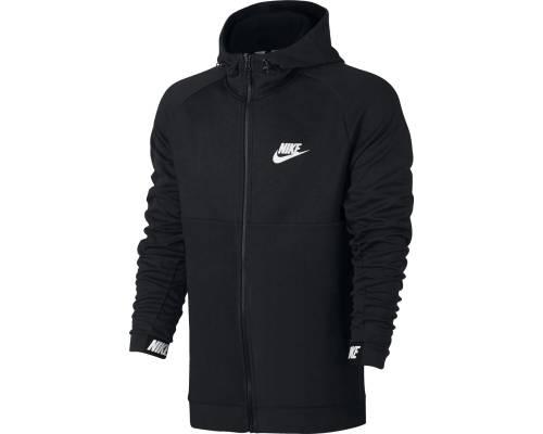 Veste Nike Nsw Advance 15 Hoodie Noir