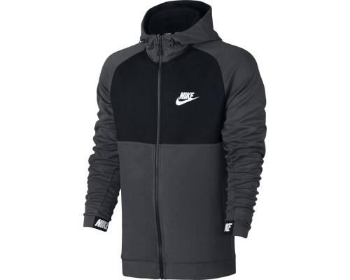 Veste Nike Nsw Av15 Hoodie Gris / Noir