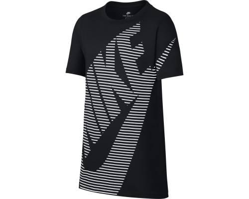 T-shirt Nike Futura Noir