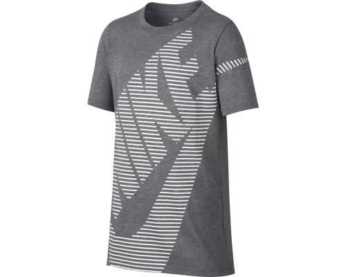 T-shirt Nike Futura Gris