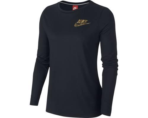 T-shirt Nike Nsw Ess Metal Noir