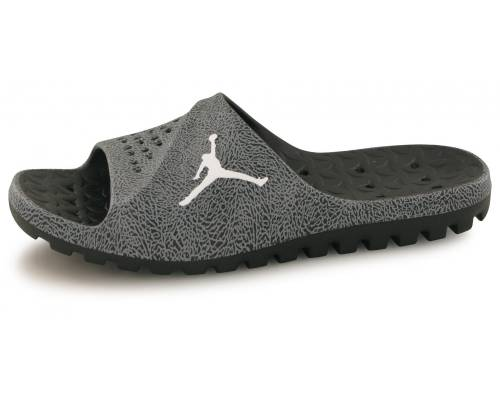 Claquettes Nike Jordan Super Fly Tm Noir / Blanc
