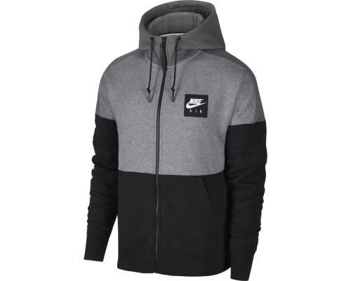 Veste Nike Sportswear Hoodie Air Gris / Noir
