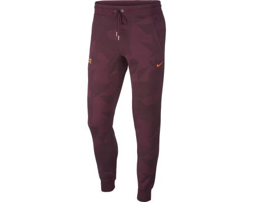 Pantalon Nike Barcelone Nsw Ft 2017-18 Violet