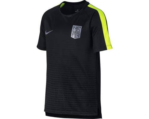 T-shirt Nike Neymar Sqd Top Gx Noir / Jaune