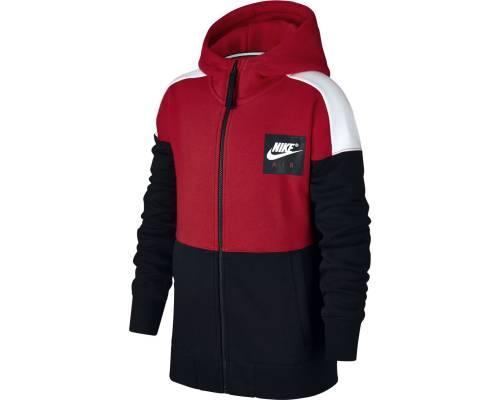 Veste Nike Air Rouge / Noir / Blanc