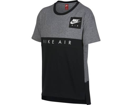 T-shirt Nike Air Gris / Noir