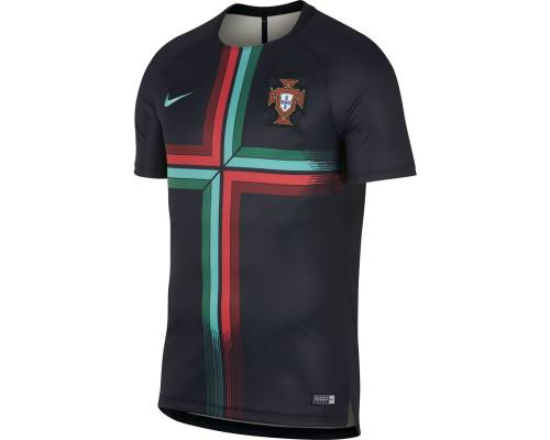 Maillot Nike Portugal Dry Top Squad Noir / Vert / Rouge