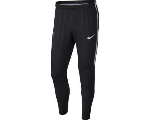 Pantalon Nike Psg 2017-18 Noir / Platinium