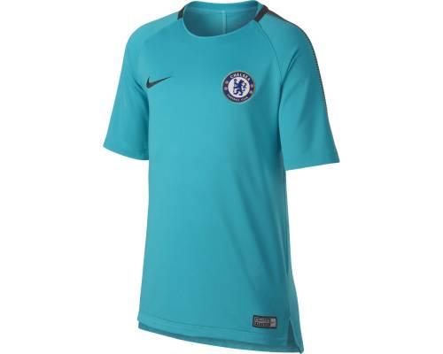 Maillot Nike Chelsea Training 2017-18 Bleu