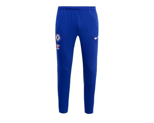 Pantalon Nike Chelsea 2017-18 Bleu Rush