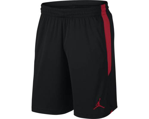 Short Nike Jordan 23 Alpha Knit Noir / Rouge