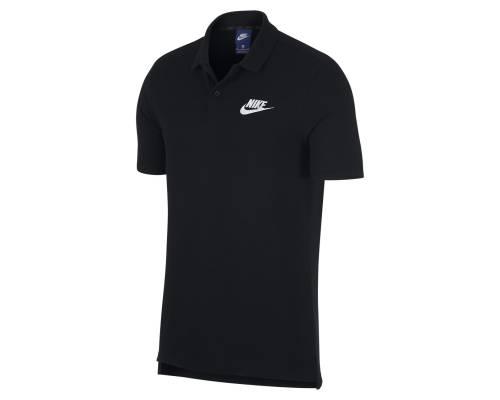 Polo Nike Pique Matchup Noir