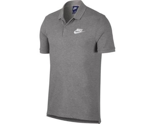 Polo Nike Pique Matchup Gris