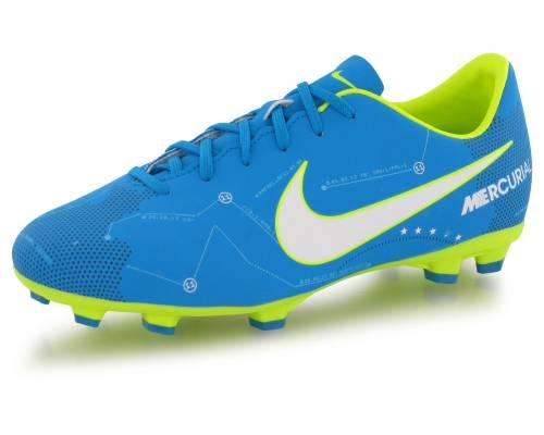 wholesale dealer online shop differently Nike Mercurial Victory Vi Njr Fg Junior Bleu