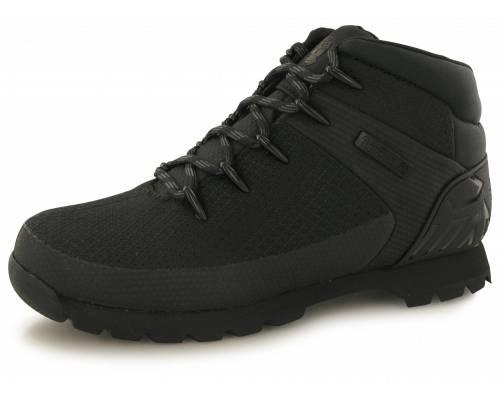 Boots Timberland Euro Sprint Fabric Wp Black Knit