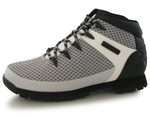 Boots Timberland Euro Sprint Fabric Wp Blanc / Noir