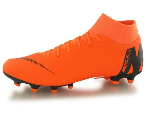 Nike Superfly 6 Academy Mg Orange / Noir