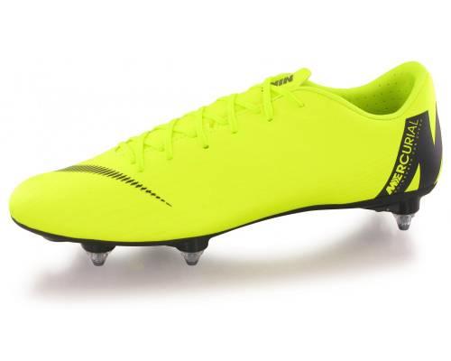 Nike Vapor 12 Academy Sg Pro Jaune / Noir