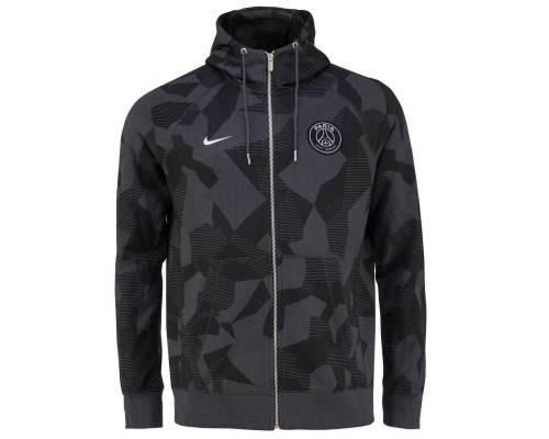 Veste Nike Psg Nsw Hoodie Ft Noir