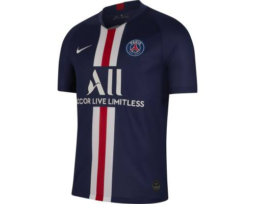 Maillot Nike Psg Domicile 2019-20 Bleu