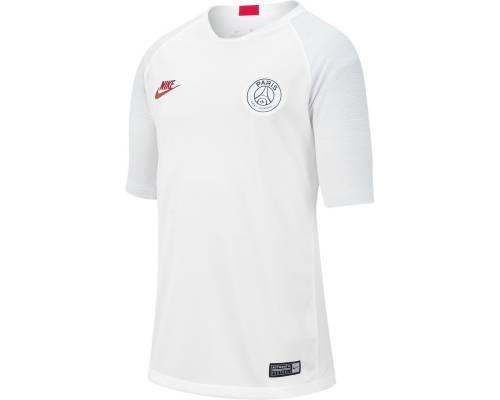 Maillot Nike Psg Training 2019-20 Blanc Junior
