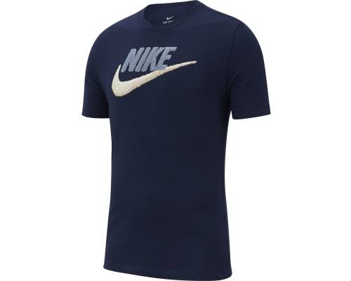 T-shirt Nike Brand Mark Bleu