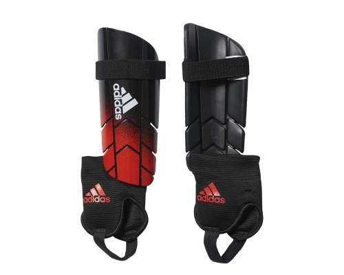 Protège tibias Adidas Ghost Reflex Noir & Rouge