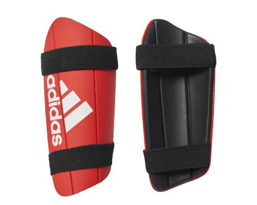 Protège tibias Adidas Ghost Lite Rouge / Blanc