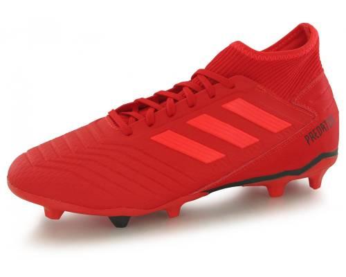 Adidas Predator 19.3 Fg Rouge