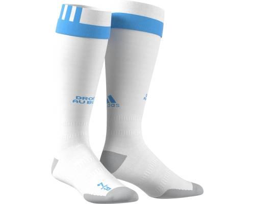 Chaussettes Adidas Om Domicile Blanc / Bleu