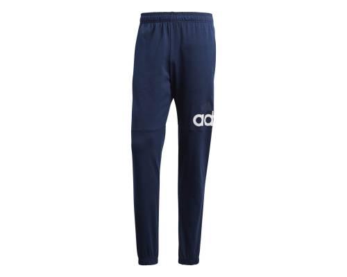 Pantalon Adidas Essentials Performance Logo Bleu