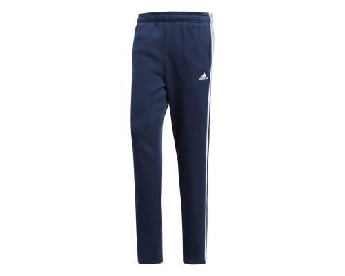 Pantalon Adidas Essential 3s T Bleu / Blanc