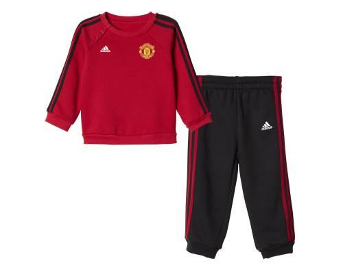 Survêtement Adidas Manchester United Rouge / Noir