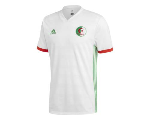 Maillot Adidas Algerie Domicile Blanc