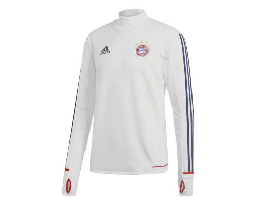 Training top Adidas Bayern Munich 2017-18 Blanc