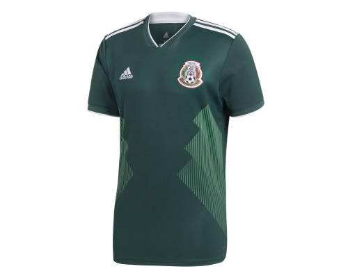 Maillot Adidas Mexique Domicile Vert