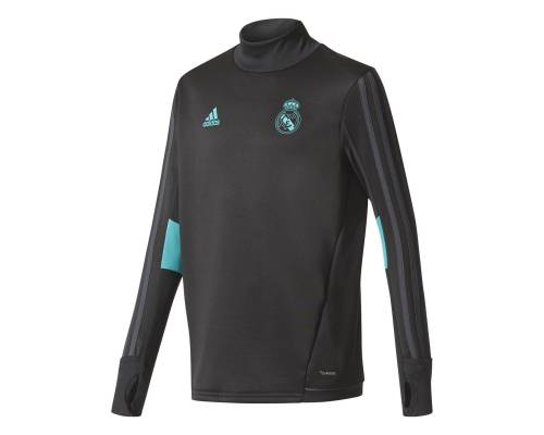 Training top Adidas Real Madrid Training 2017-18 Noir / Vert