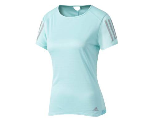 T-shirt Adidas Response Tee Aqua