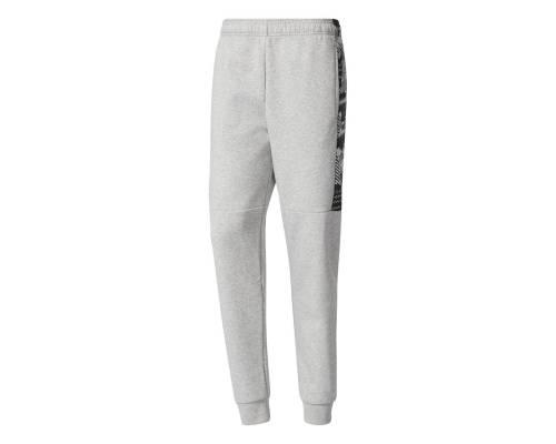Pantalon Adidas Essentials Camo Tapered Gris