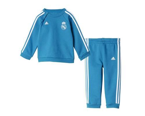 Survêtement Adidas Real 3s Bleu