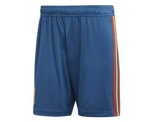 Short Adidas Espagne Domicile Bleu