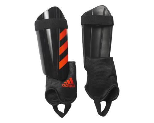Protège tibias Adidas Ghost Club Noir / Orange