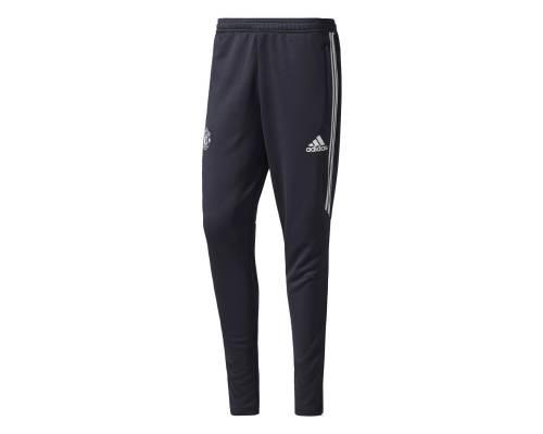 Pantalon Adidas Manchester United Training 2017-18 Gris Nuit