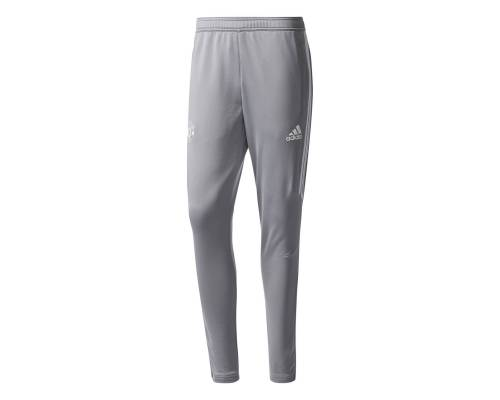 Pantalon Adidas Manchester United Training 2017-18 Gris