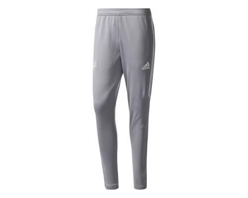 Pantalon Adidas Manchester United Training 2017-18 Gris